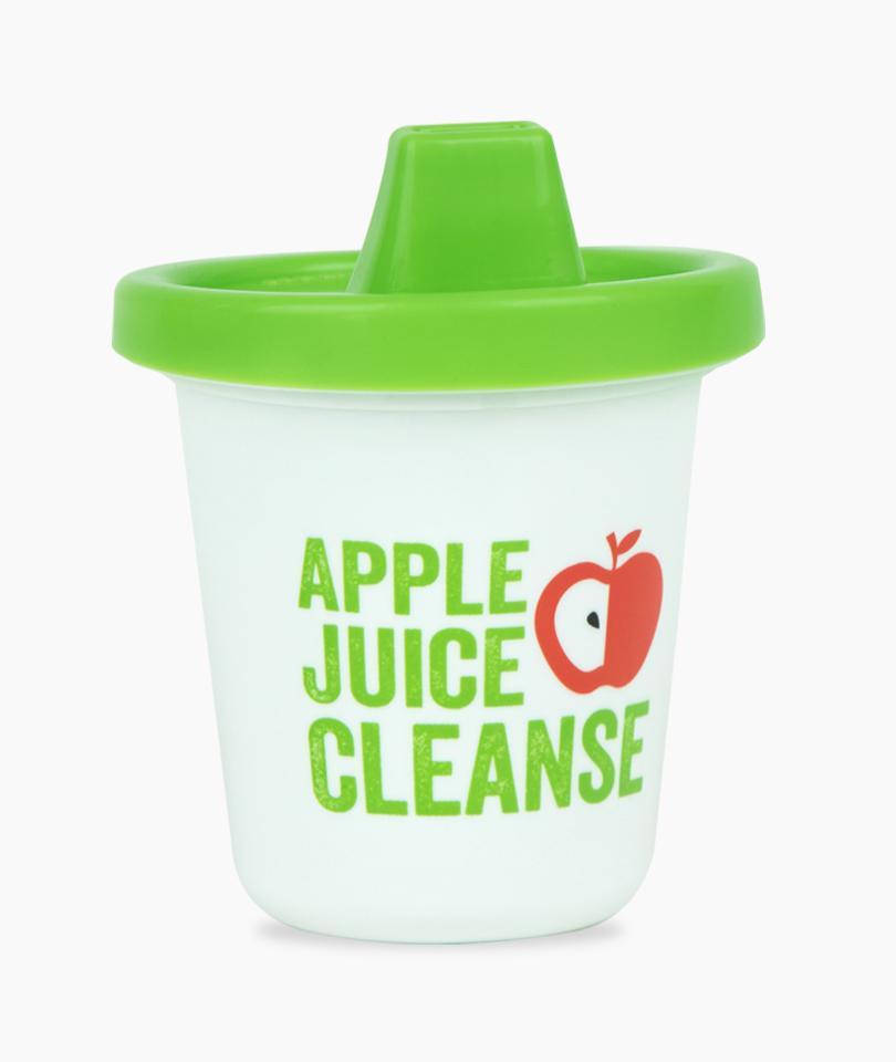 'Apple Juice Cleanse' Alıştırma Bardağı