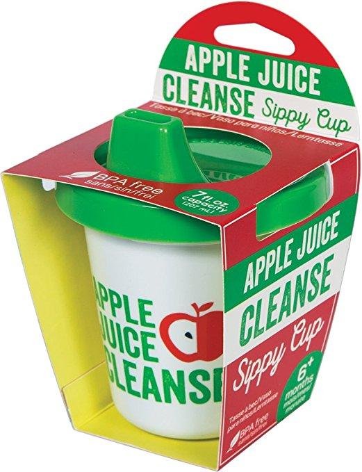 'Apple Juice Cleanse' Alıştırma Bardağı 1