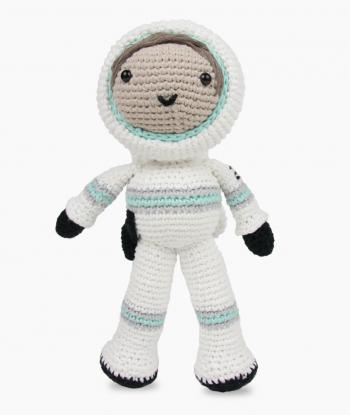 Astronot Amigurumi Oyuncak