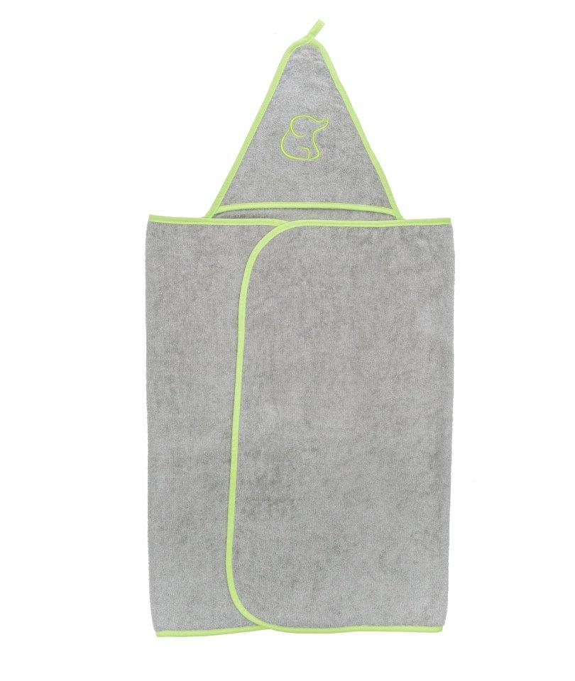 Baboo Kundak Havlu-Yeşil (Green Swaddle Towel)