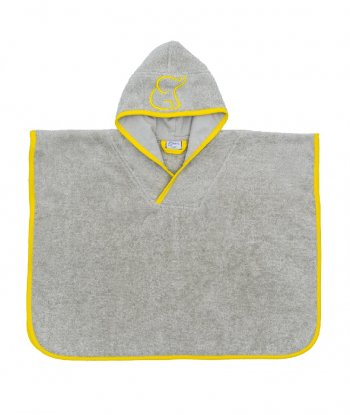 Baboo Panço Havlu-Sarı (Lemon Poncho Towel)