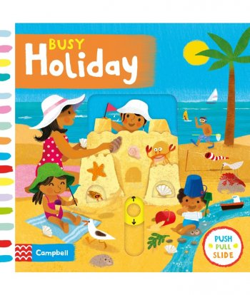 Busy Holiday Board Book