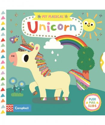 My Magical Unicorn Board Book