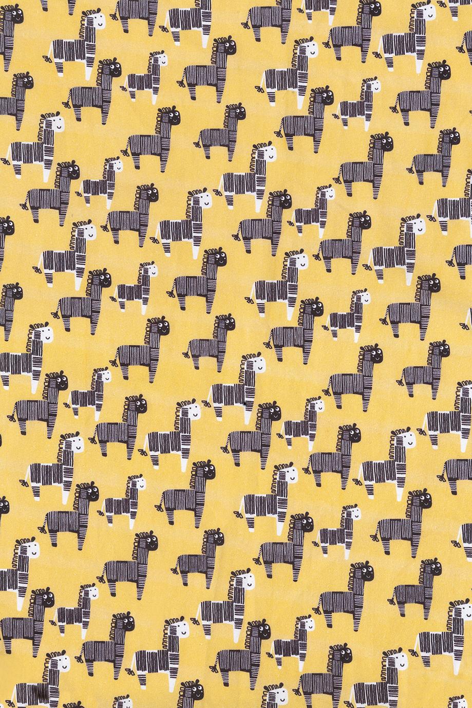 Calimila Emzirme Önlüğü - Zebra 1