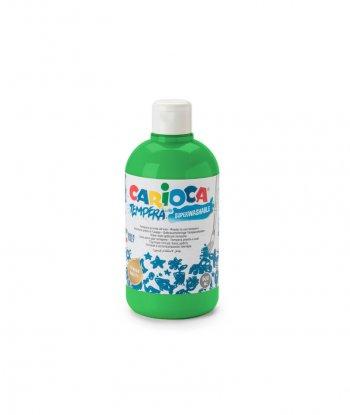 Carioca Süper Yıkanabilir Guaj Boya - 500 ml (Yeşil)