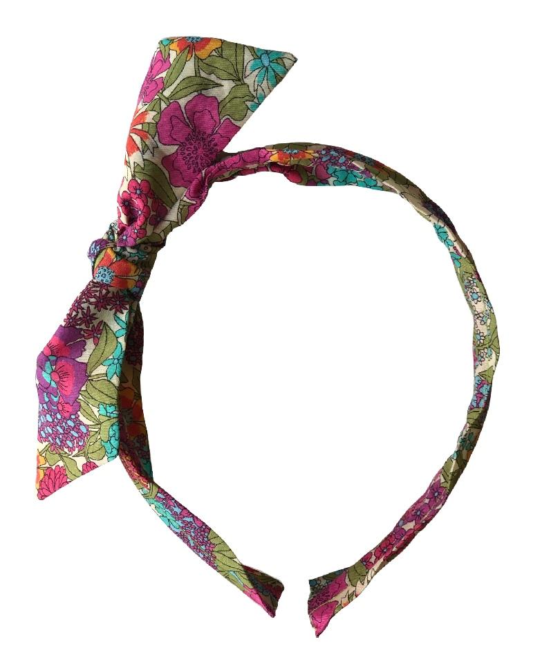 Ciara Taç - Liberty Fabric 0