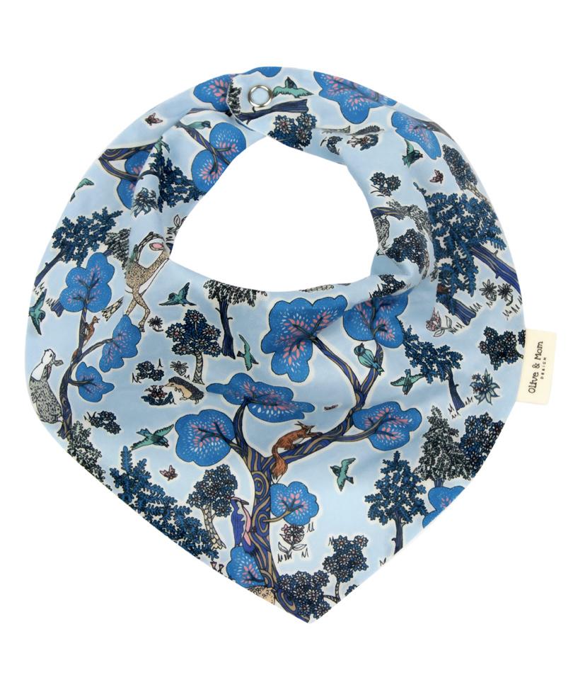 Doe a Deer Bandana - Liberty Fabric