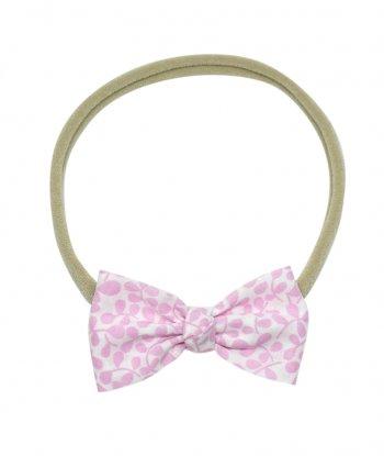 Dreamy Düğümlü Mini Kurdele Saç Bandı - Liberty Fabric