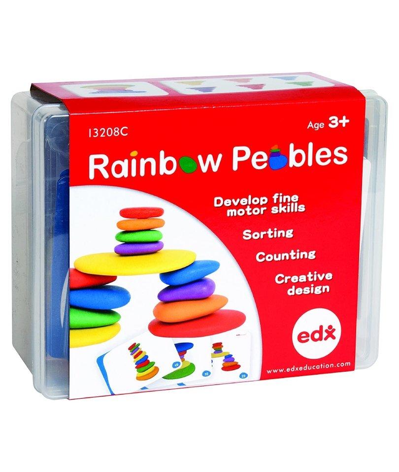 Edx - Rainbow Pebbles 4