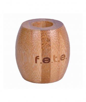 f.e.t.e. Ekolojik Çocuk Bambu Diş Fırçası Standı
