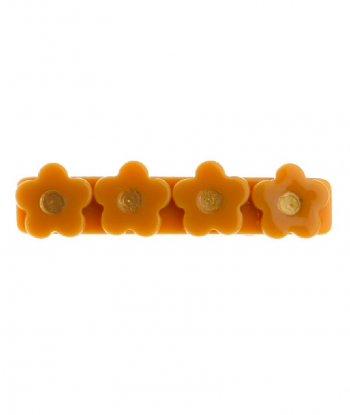 Flower Clip - Marigold