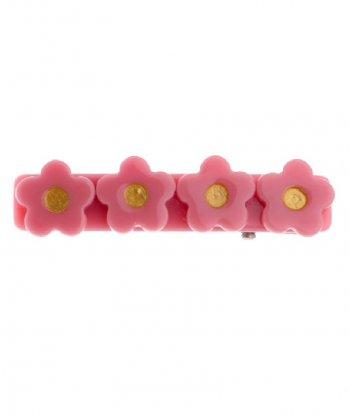 Flower Clip - Rosa