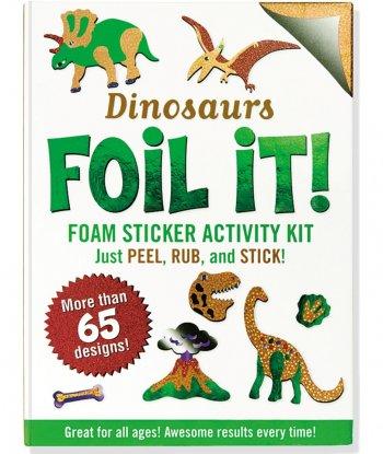 Peter Pauper- Foil It Dinosaurs