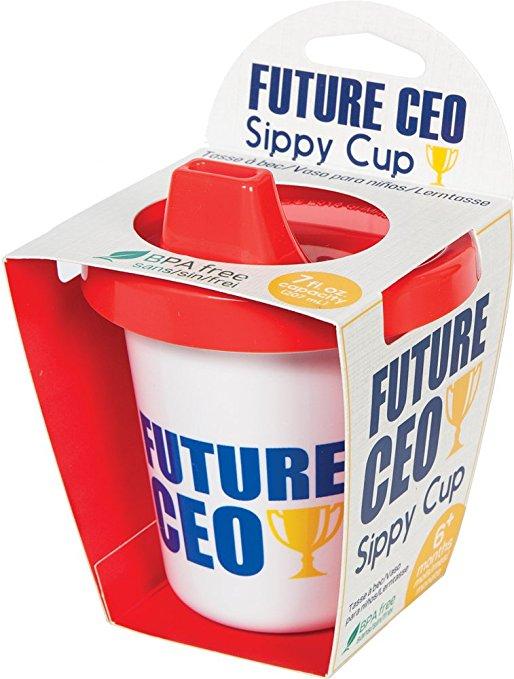 'Future Ceo' Alıştırma Bardağı 1