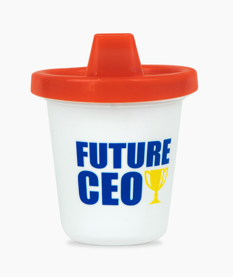 'Future Ceo' Alıştırma Bardağı