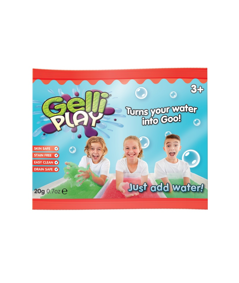 Gelli Play Foil Bags - 20 gr - Kırmızı 0