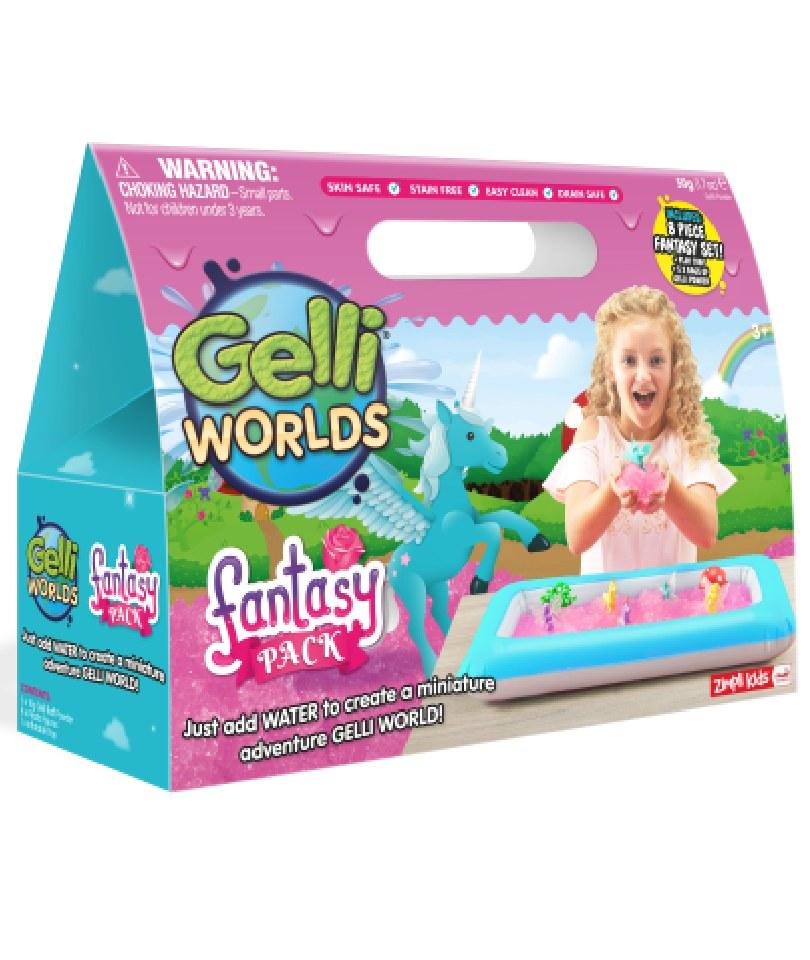 Gelli Worlds Fantasy Pack 4