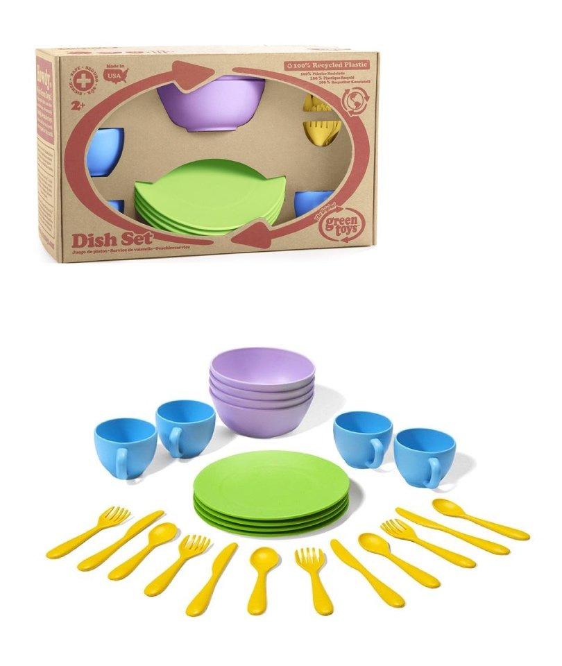 Green Toys™ Dish Set