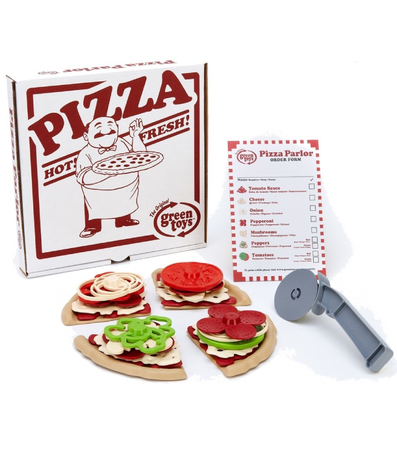 Green Toys Pizza Parlour 0