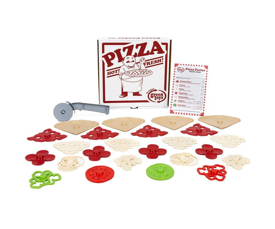 Green Toys Pizza Parlour 1