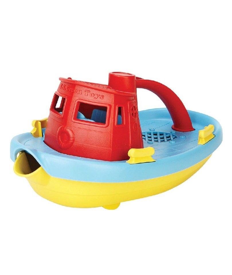 Green Toys™ Tekne (Kırmızı)