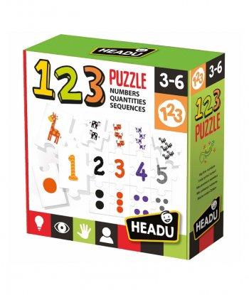 Headu - 123 Puzzle