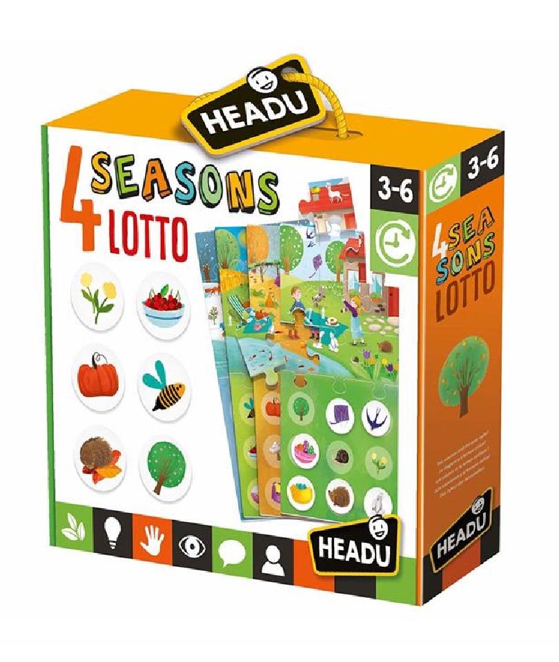 Headu - 4 Seasons Lotto 0