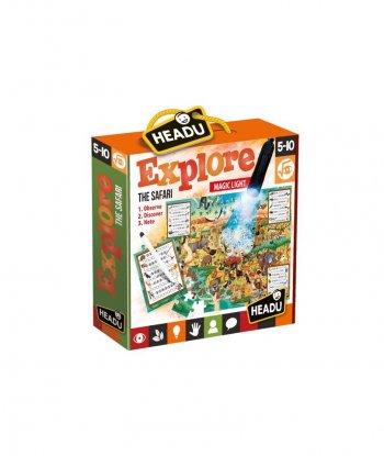 Headu- Explore The Safari