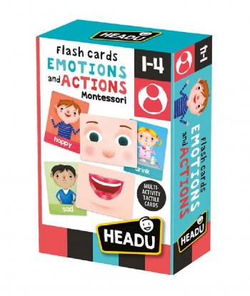 Headu - Flashcards Emotions and Actions