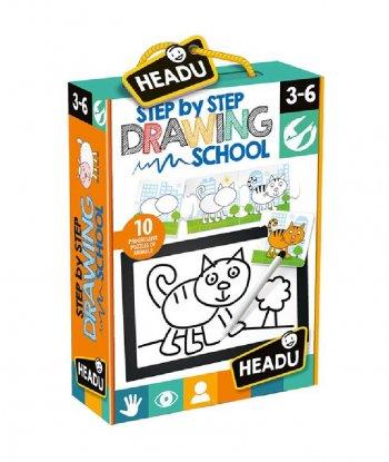 Headu - Step by step drawing