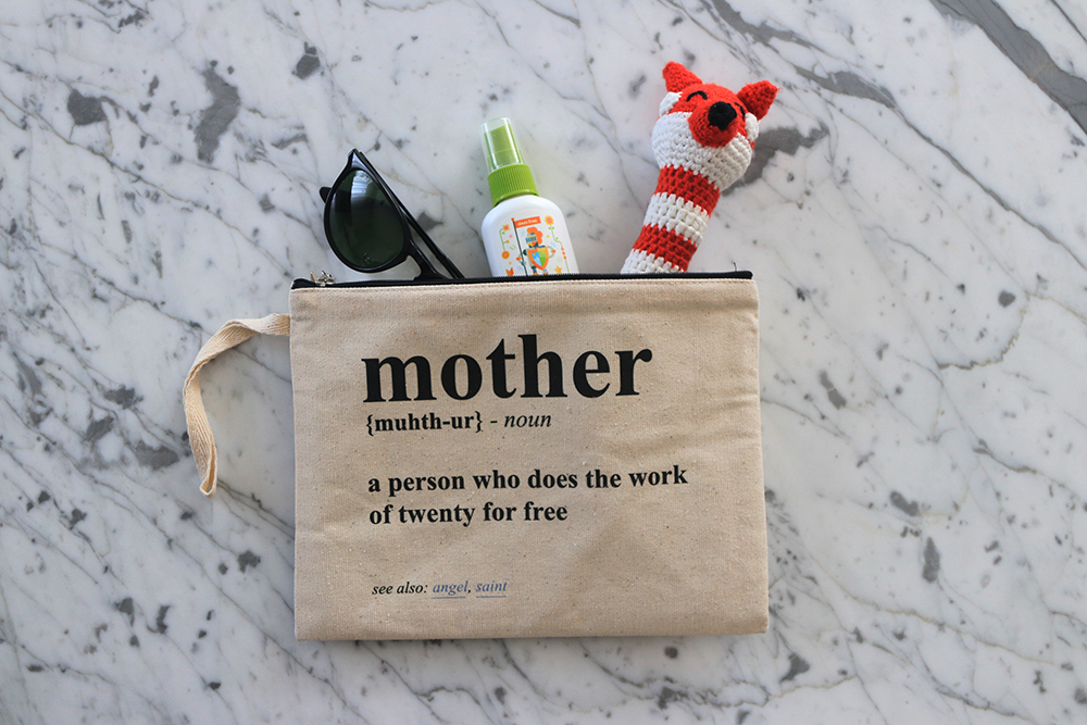 Kanvas Mom Clutch Mother 2
