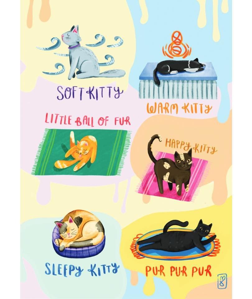 Kartpostal Seti (tüm geliri sokak hayvanlarına bağışlanacaktır) 11