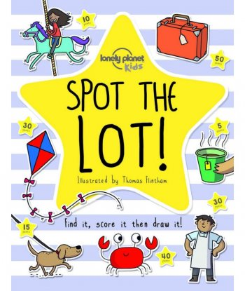 Lonely Planet - Spot the Lot