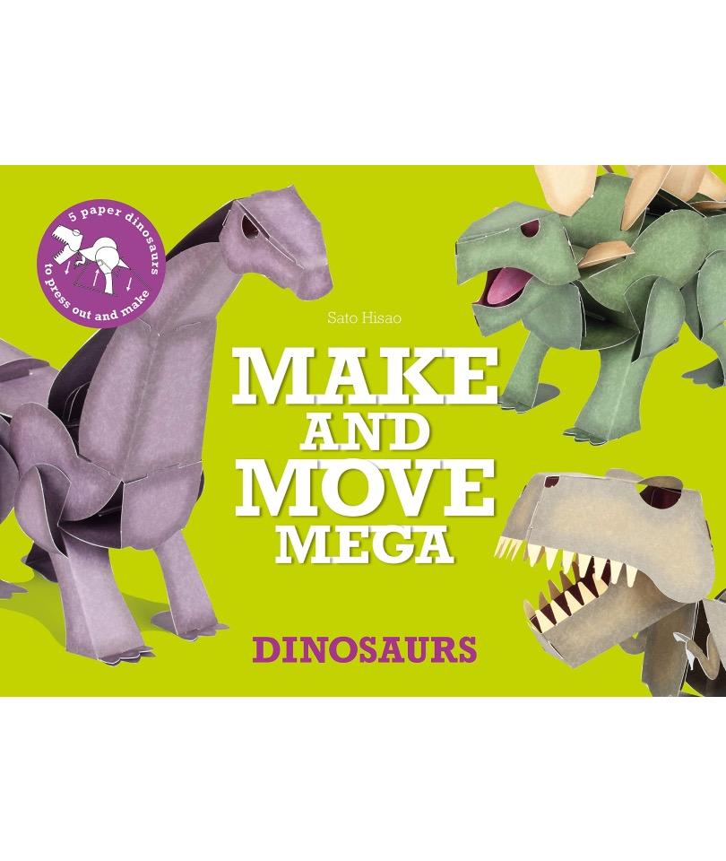 Make and Move Mega - Dinosaurs 0