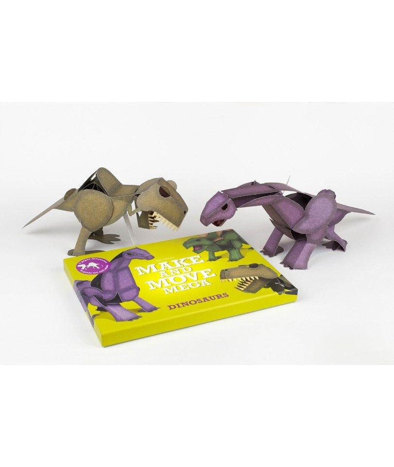 Make and Move Mega - Dinosaurs 1