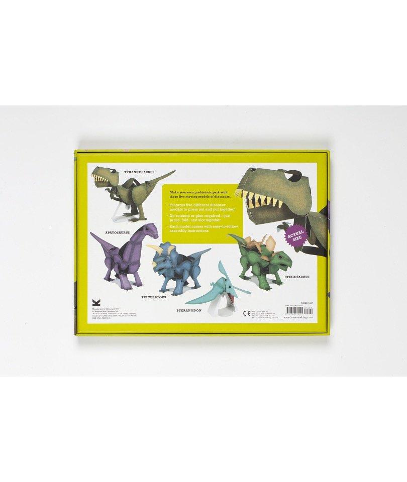 Make and Move Mega - Dinosaurs 2