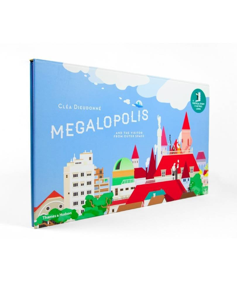 Megalopolis: And the Visitor from Outer Space 1