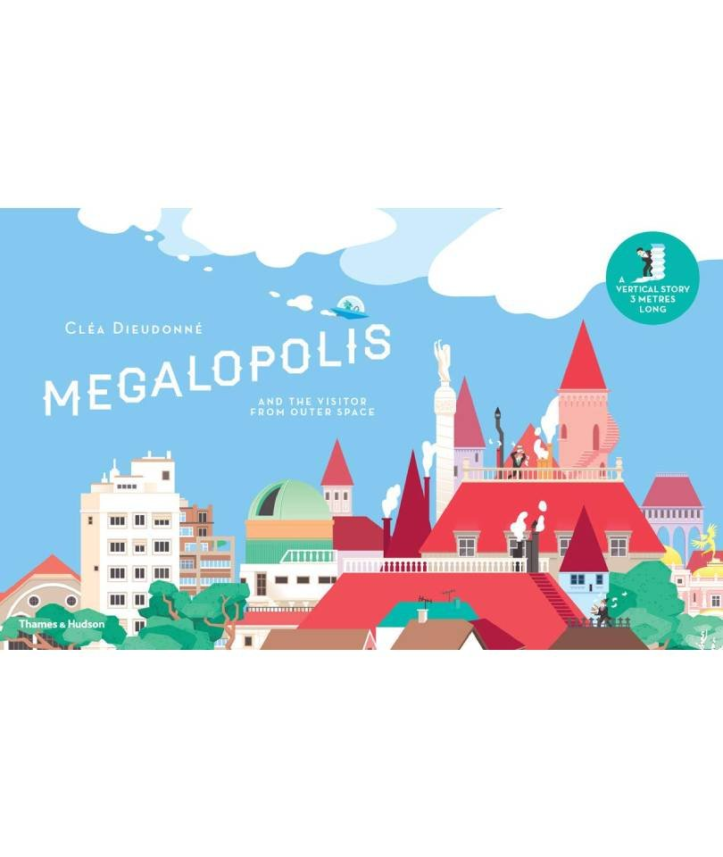Megalopolis: And the Visitor from Outer Space 2