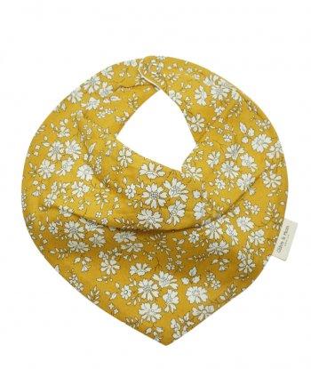 Mustard Capel Bandana Önlük - Liberty Fabric