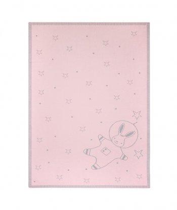 Baby Tales Pembe Astronot Battaniye