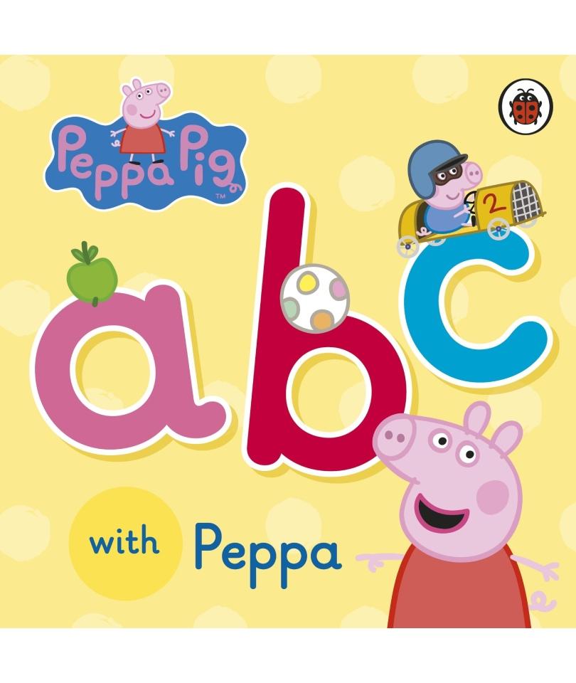 Peppa Pig: ABC with Peppa 0