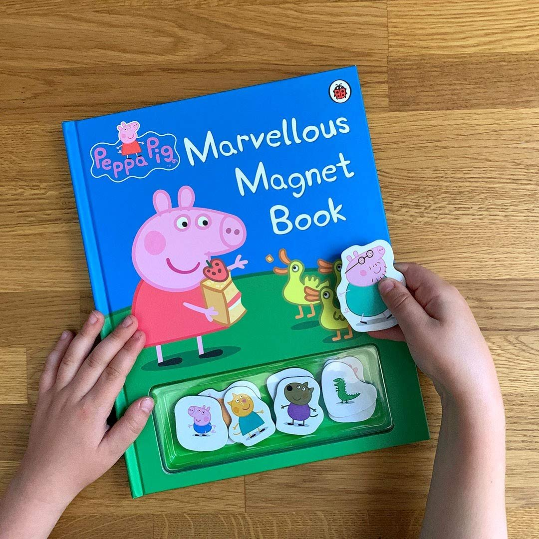 Peppa Pig: Marvellous Magnet Book (Ciltli) 3