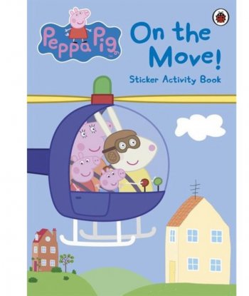 Peppa Pig: On the move