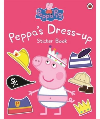 Peppa Pig: Peppa's Dress Up