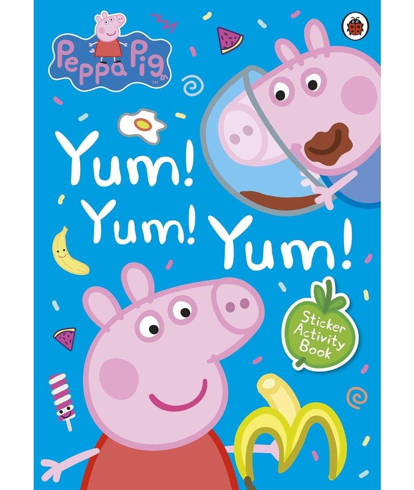 Peppa Pig: Yum! Yum! Yum!
