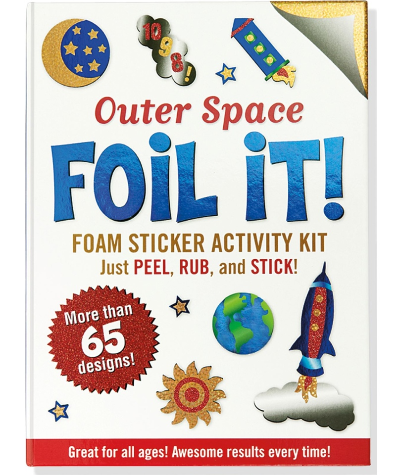 Peter Pauper- Foil It Outer Space 0