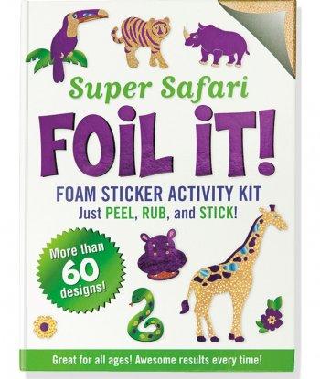 Peter Pauper- Foil It Super Safari