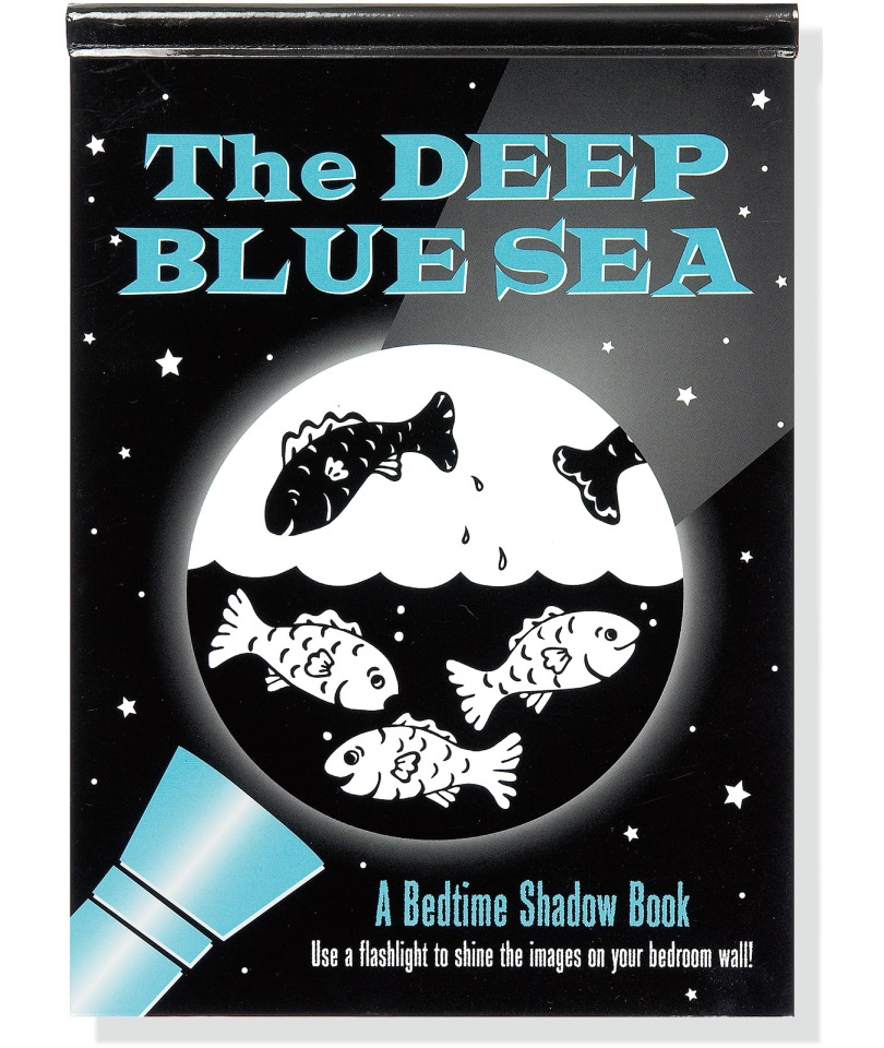 Peter Pauper - Gölge Kitap - Deep Blue Sea
