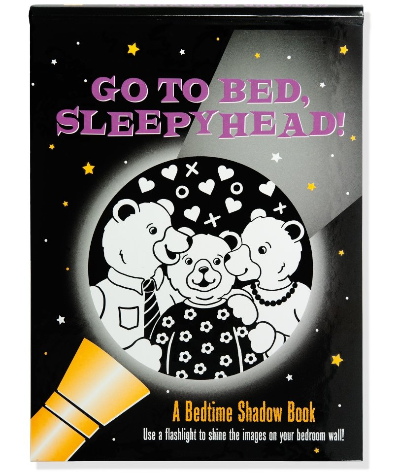 Peter Pauper - Gölge Kitap - Go to Bed Sleepyhead