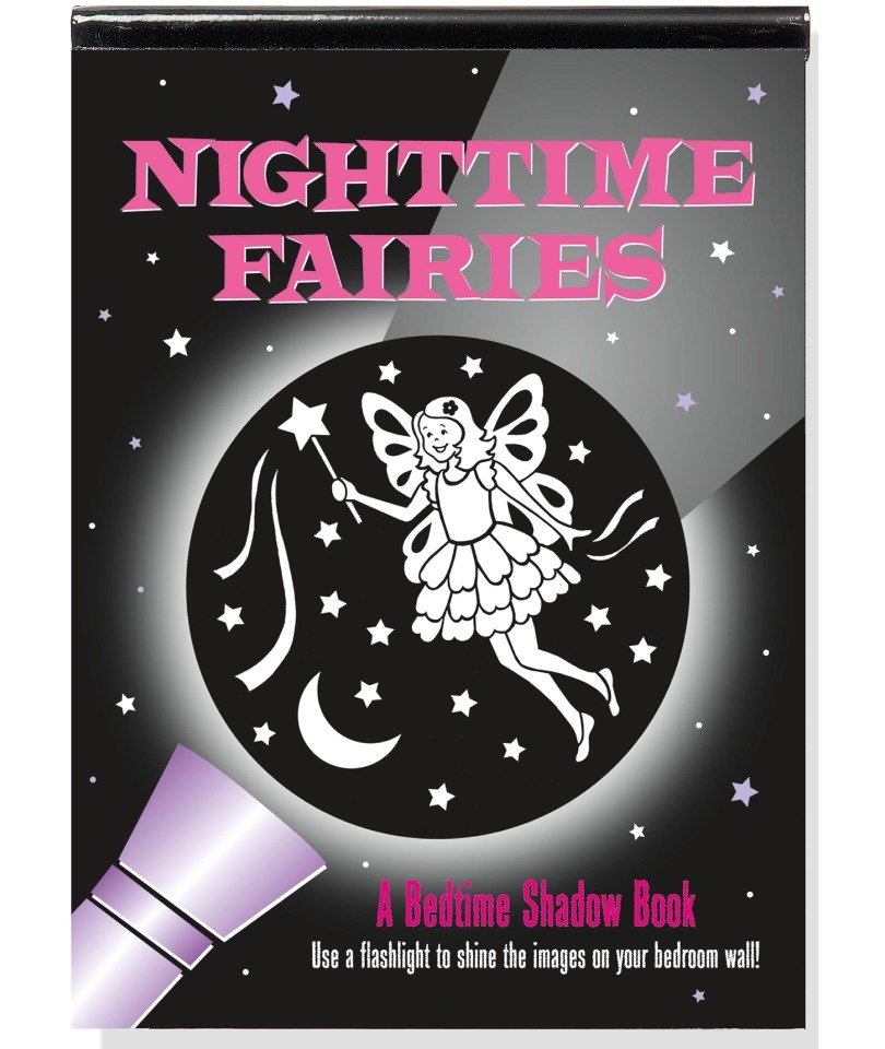 Peter Pauper - Gölge Kitap - Nighttime Fairies